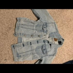 Denim jacket from GAP